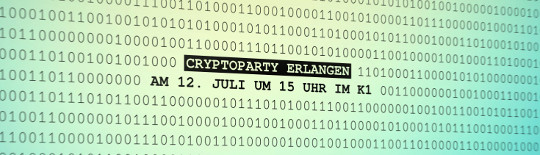 CryptoParty Erlangen